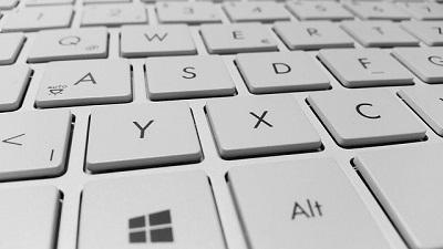 パソコン 小文字